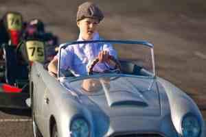 Британцы построили детский Aston Martin