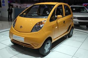 Автомобили Tata выйдут в Европе