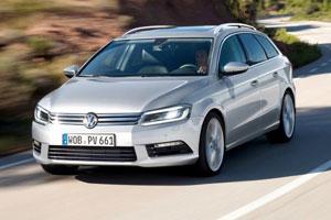 Новый Passat Volkswagen не станет мощнее