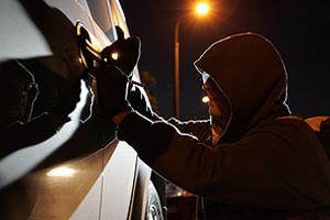 ВАЗ и Mazda - самые угоняемые марки