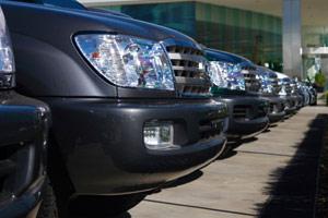 Падение спроса и продаж авто в России на 3%