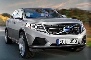 "Volvo завершит в Женеве  ""трилогию"""