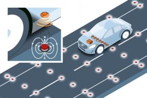 Volvo строит в Швеции магнитные дороги