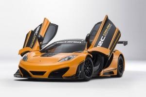 Табун лошадей под капотом McLaren