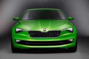 Skoda анонсировала первое 5-дверное купе