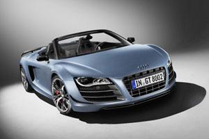 Audi R8 получит компактный двигатель