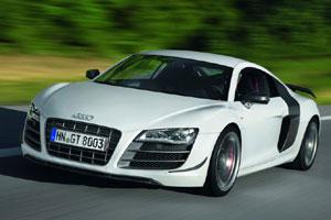 Для новой Audi R8 готовят мини-версию мотора
