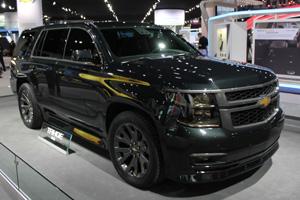Chevrolet Tahoe получит двойной заряд мощности