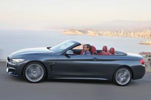 Кабриолет BMW M4 покажут в день «с тремя четверками»