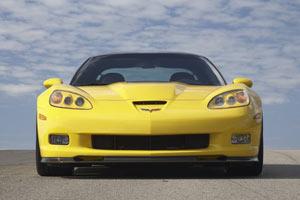 В Сети появились фото нового Chevrolet Corvette