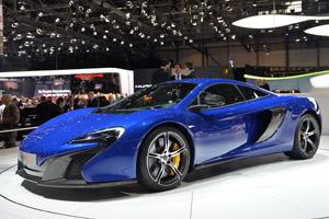 Самые яркие новинки Женевского автосалона