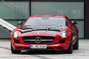 Mercedes GT AMG будет представлен летом 2014 года