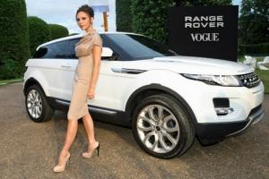 Дебютировал новый Range Rover
