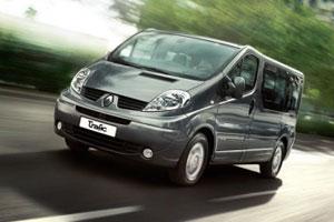 Renault Trafic будет презентован совсем скоро
