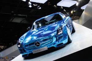 Mercedes-Benz быстро разработает новый Infiniti