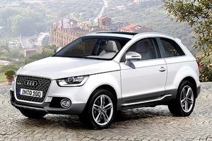 Audi  представит обновленный кроссовер