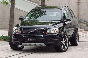 Разработка и тесты нового Volvo XC90