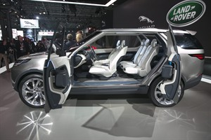 Новинки New York Auto Show 2014