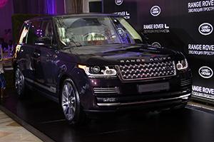 Удлиненный Range Rover оценен почти в 5 миллионов