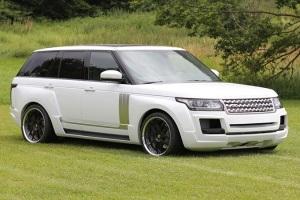 "Land Rover создал ""прозрачный капот"""