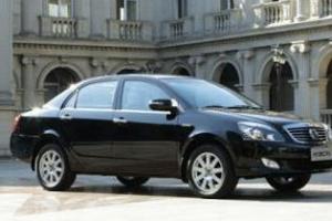 Китайские машины на российском рынке