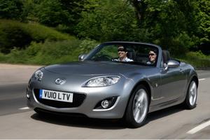 """Mazda """"уплотнит"""" новый родстер MX-5"""