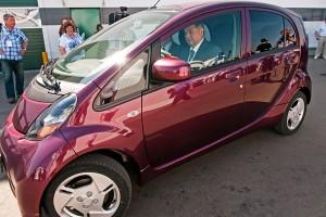 Популярность электромобилей