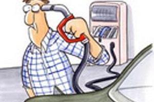 Косянчук о подорожании бензина