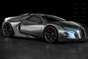 Bugatti представила спецверсию Veyron