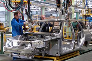 Производство легковых авто в Украине