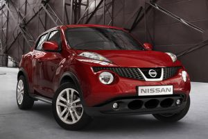Nissan Juke превратят в новую модель Infiniti
