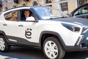 Прохоров отказался от «ё-мобиля» за один евро