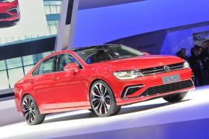 Volkswagen рассекретил Midsize Coupe
