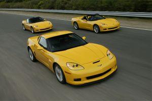 Новый Corvette стал кабриолетом