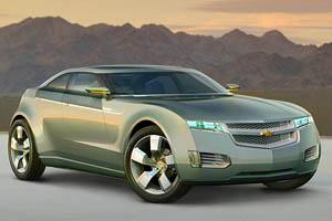 О бюджетной версии Chevrolet Volt