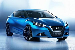Концепт Nissan Lannia в Пекине