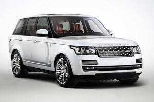 Удлиненный Range Rover стал гибридным