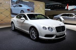Bentley выпустил свой первый гибрид
