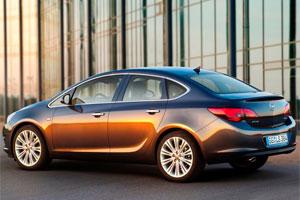 Opel начал тестировать новую Astra