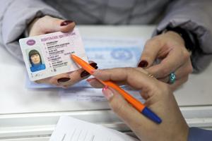 В Крыму начнут выдавать российские права