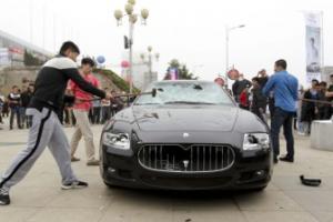 Maserati выпустит спорткар Alfieri