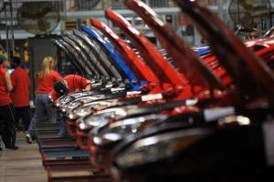 50% мирового автопрома обеспечит Китай