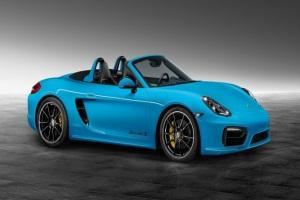 В 2016 году Porsche покажет новый родстер