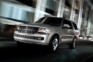 Ford повесил ценники на Lincoln Navigator