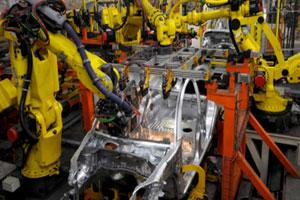 В Великобритании растет производство автомобилей