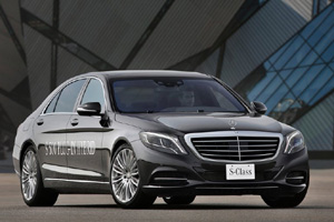 Mercedes-Benz выпустит новые гибридные авто