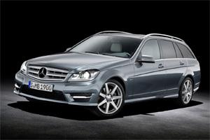 Шпионы засекли новый универсал Mercedes-Benz C-Class