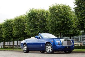 Rolls-Royce выпустит внедорожник