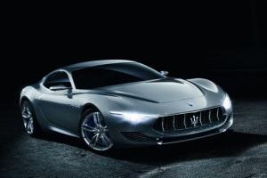 Maserati начинает работу над серийной версией Alfieri