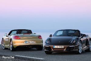 Porsche выпустит бюджетный родстер